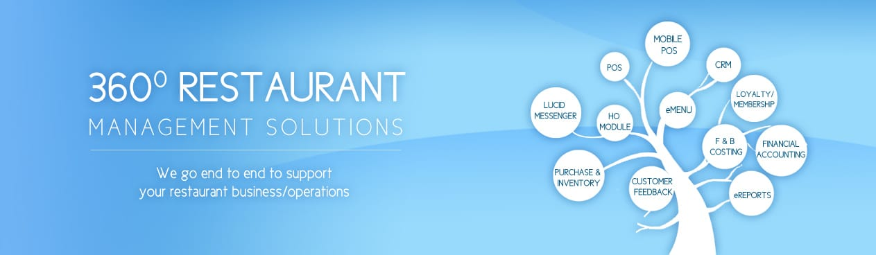 Best Restaurant Software|Management System|India|Lucid IT Solutions